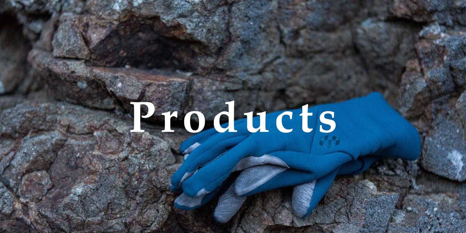 ハンズオングリップ Products